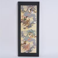 [KTI001023]雲海流水蓮鳳凰文様
