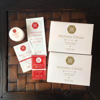 按摩霜兩件組(大) Massage Cream 300g (large set)