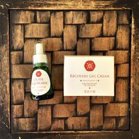 修復乳 Recovery Gel Cream 120g &橄欖精華油 Olive squalane 25ml