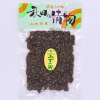みずの実(しょうゆ漬)1袋(100g)【送料無料】