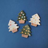 クリスマスツリー 箸置き