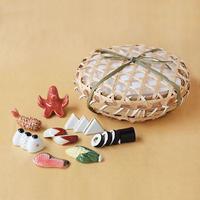 箸置きセット【お弁当 8個】( 4月24日販売開始 )