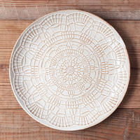 Doily   plate LL