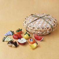 箸置きセット【果物 10個】( 4月24日販売開始 )