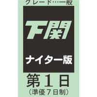 ボートレース下関 12月29日分