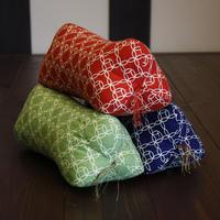 低反発腰枕(七宝)