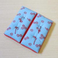 折れ座布(菊)