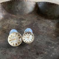 【STYLES】antique dial earrings【K0441】