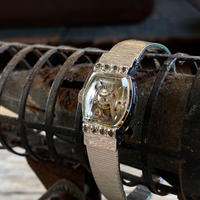 remake antique watch bracelet【K0547】