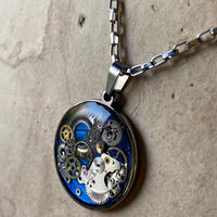 【new】CLOPOA standard necklace  romantic blue【K0573】
