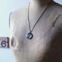 CLOPOA standard necklace skyblue