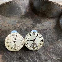 【STYLES】antique dial earrings 【K0439】