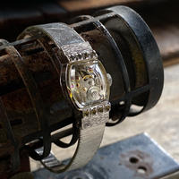 remake antique watch bracelet
