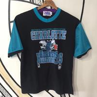 【希少】NBA HORNETS ホーネッツ メッシュ ユニフォーム Tシャツ