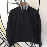 【スポーツMIX】チャンピオンブラックナイロンジャージジャケット