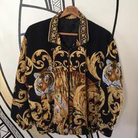 エルメスチェーン&タイガーモチーフジャケット