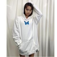 【受注期間9/26〜10/2】Butterfly hoodie★Original