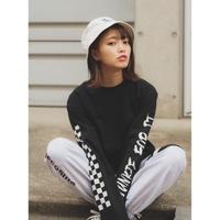 【受注期間4/12〜14 】ポテトロングスリーブTシャツ