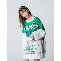 【受注期間11/23〜29】Campbell knit pullover