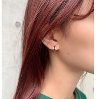 Black line pierce