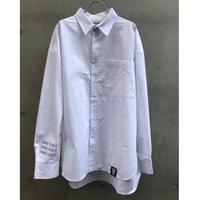 【受注終了】WHITEシャツ