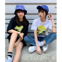 【受注終了】パーポ&恐竜 Tee