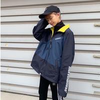 【受注期間4/12〜14】リバーシブルブルゾン