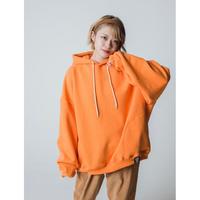 【受注期間11/23〜29】Balloon sleeve hoodie