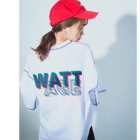 【受注期間6/26~7/2】Watt Tee