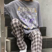 【受注期間5/26〜31】Greed Tee☆JayneK+