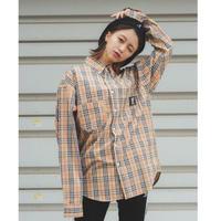 【受注4/13〜14】チェックシャツ