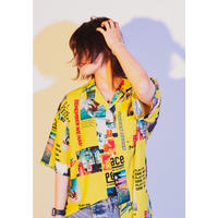 【受注期間6/26~7/2】Peace shirt