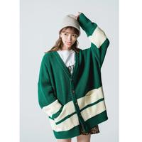 【受注期間11/23〜29】Knit cardigan