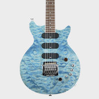 Kz One Semi-Hollow 3S23 Kahler Quilted Maple [#T0073]
