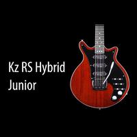 【再販】Kz RS Hybrid Junior