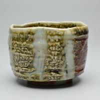 今井 理桂 自然釉茶碗
