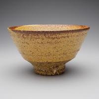 西嶋 秀樹 伊羅保釉茶碗