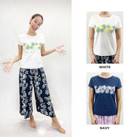 1012 STRETCH TEE PINEAPPLE