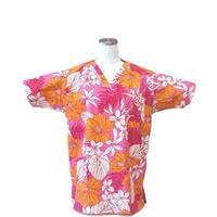 女性用 No.5586 L       医療用、介護用スクラブシャツ