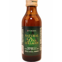 甘さ控えめ NEW   フォーデイズ 核酸ドリンク ミニボトル ナチュラル DN コラーゲンMINIボトル 10本セット(100ml×10)
