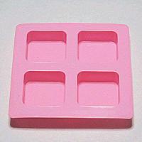 ♥シートモールド 正方形×4