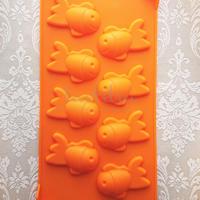 ♥シートモールド 金魚(魚 ジェリーフィッシュ きんぎょ )