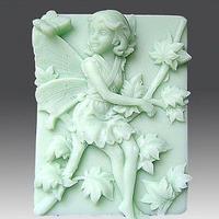 可愛い妖精のモールド H012