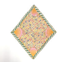 ニャンドゥティ テーブルセンター 菱形