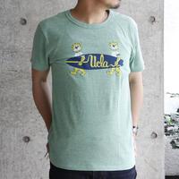 UCLA-0012 UCLA VINTAGEヘザーTシャツ