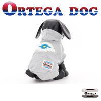 ORTEGA(オルテガ)DOG WEAR パーカー ORTG-002B グレー