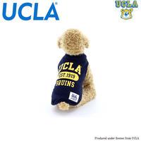 送料無料 UCLA(ユーシーエルエー) 犬服 Tシャツ ドッグウエア UCLA-0430 カレッジ アメカジ