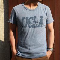 UCLA-0002 UCLA VINTAGEヘザーTシャツ