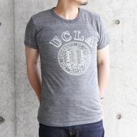 UCLA-0007 UCLA VINTAGEヘザーTシャツ