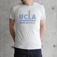 UCLA-0013 UCLA VINTAGEヘザーTシャツ